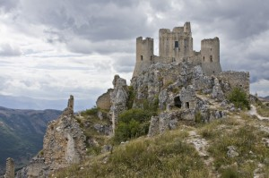 Castello di Calascio (nota location del film lady hawke)
