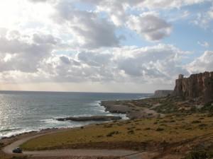 torre che guarda il mare