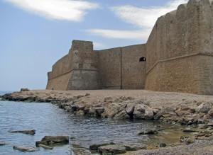 Il castello di Le Castella…….un salto nel passato