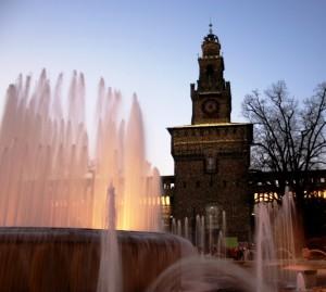 Castello e fontana