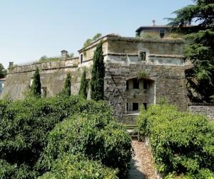 fortificazioni a gradisca