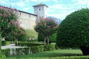 Giardini del Castello del Buonconsiglio