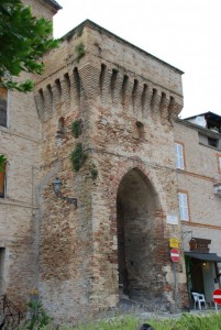 """porta Aspramonte detta """"dritta"""""""