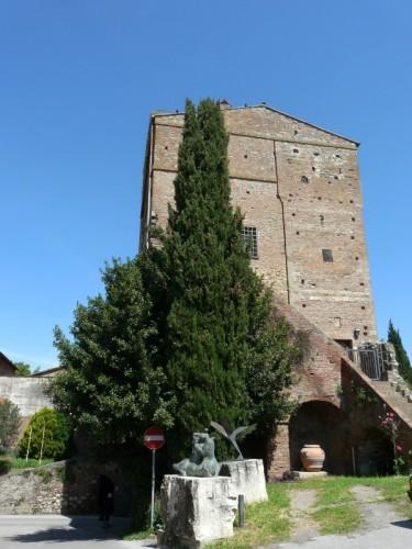 Civitella Paganico -  Cassero Senese