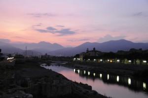 """""""alba"""" del tramonto"""