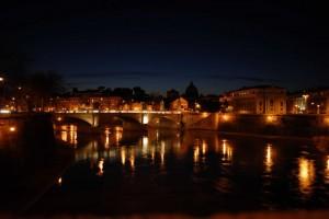 Notturno da Ponte St. Angelo