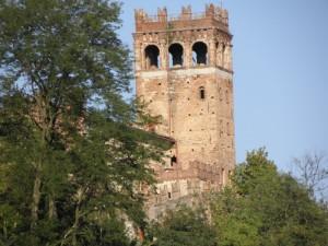 Monferrato - Torre del castello di Camino