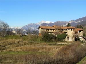 Monte Marenzo - colori d'inverno