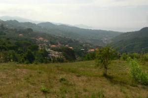 vista da monte