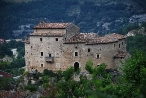 il castello di Luco