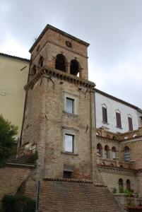 mura, torre e loggia