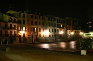le casette sulla spiaggi di San Michele di Pagana