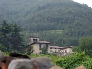 Luzzana il Castello Giovannelli