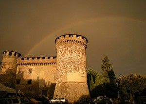 Cielo Grigio Su….. Castello Orsini