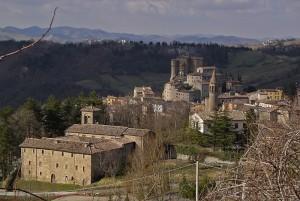 Il  castello di Sant'Agata Feltria