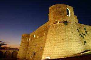 Il castello al crepuscolo