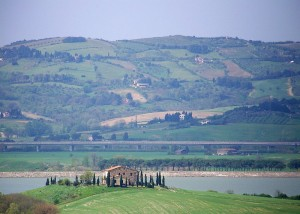 Santa Luce - Sulla strada dal Lago al Bosco (3)