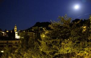 Belforte con la luna