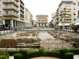quel che resta della 'Porta Mantova'