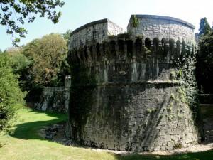 gradisca, bastione fortificato