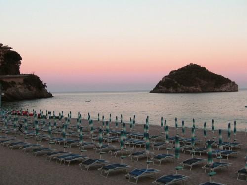 Bergeggi - Bergeggi, l'isola e la vacanza finita...