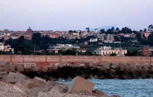 Giulianova vista dal porto