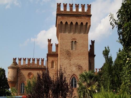Lugo - castello di Santa Maria Fabriago
