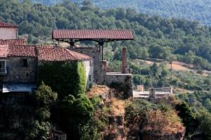 Capodarmi baluardo fortificato di Corleto Monforte