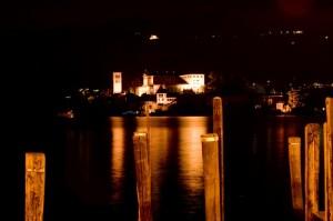 San Giulio by Night