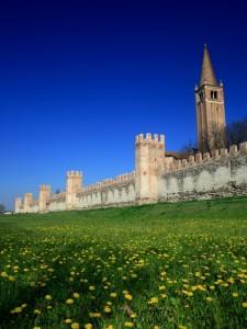 Cinta muraria a Montagnana