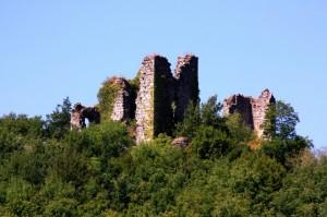 il castello di Solofra