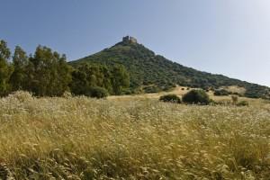 Sardara, il castello di Monreale