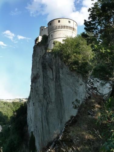 San Leo - La rocca