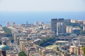 Genova dal Biscione