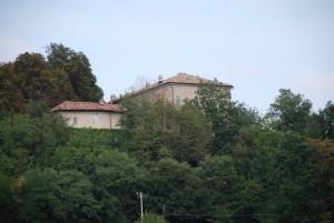 è il castello di Moransengo..!