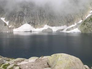 Lago di Cima d'Asta al Rifugio Ottone Brentari