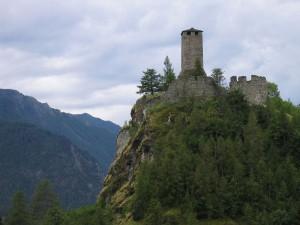 Il castello di Graines
