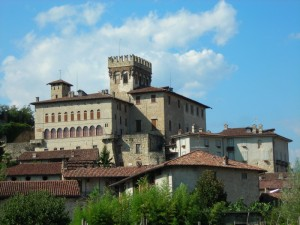 Il Castello Camozzi Vertova