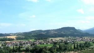Panorama di Faraone Nuovo frazione di S. Egidio alla Vibrata.