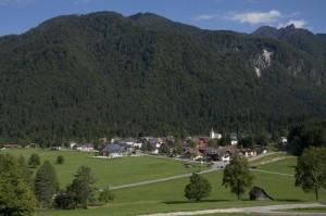 Panorama di Valbruna