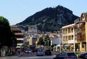 Castel di Sangro : panorama
