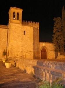 Caltanissetta, La Badia fortezza