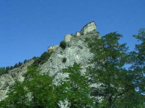 San Leo - san leo: la rocca
