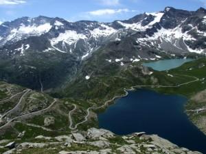 Lago Serrù Lago Agnel.