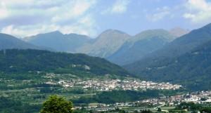Castelnuovo, panorama