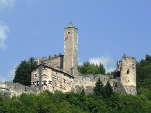 Castel Telvana…domina