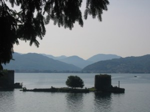 Castelli di lago 1