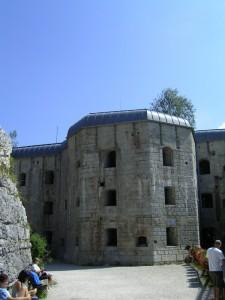 la fortezza della montagna