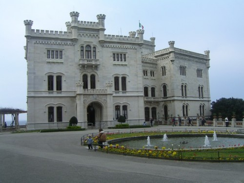 Trieste - un castello incantato