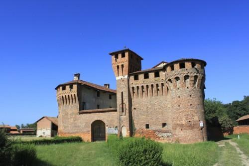 Briona - Castello Sforzesco di Proh Sec XV-XVI